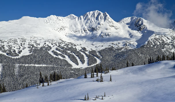 Ski Holidays for Beginners: Whistler, Canada