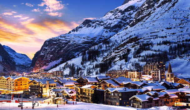 Ski Holidays for Beginners: Val d'Isere