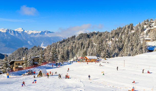Ski Holidays for Beginners: Ski School