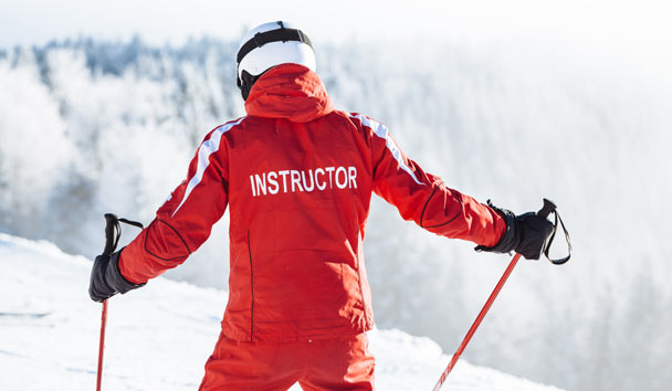 Ski Holidays for Beginners: Private Ski Lessons