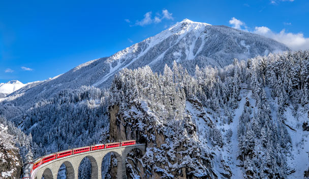 Ski Holidays for Beginners: Swiss Alps