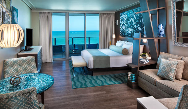 Opal Sands Resort Clearwater Beach: Premium King