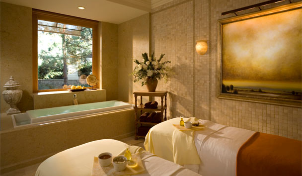 The Sumptuous Pelican Hill spa