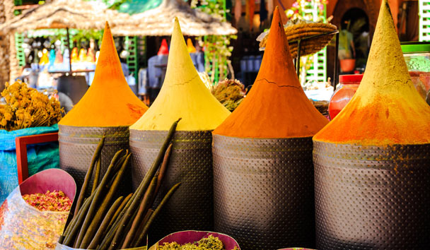 Spring Travel Inspiration: Magical Marrakech
