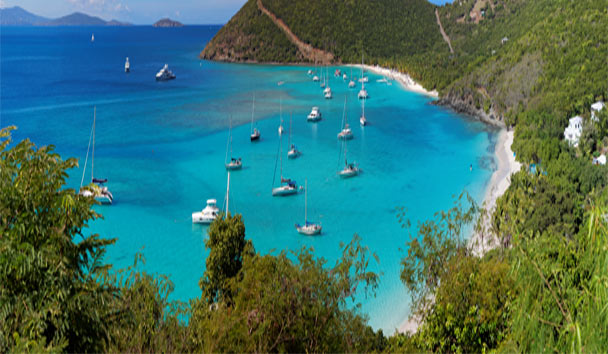 Spring Travel Inspiration: Beautiful BVIs