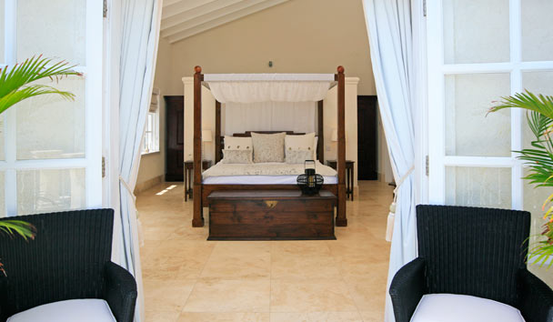 Cayman Villa, St Lucia: Guest Accomodation