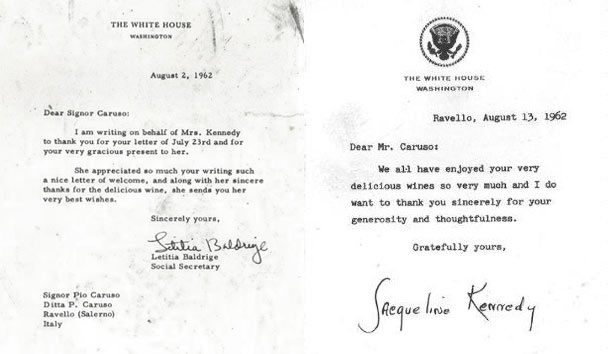 Timeless Moments: Thank You Letters from The White House
