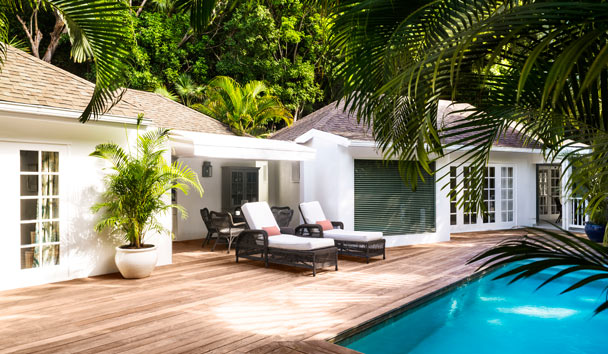 Cheval Blanc St-Barth Isle de France: Two Bedroom Garden Suite
