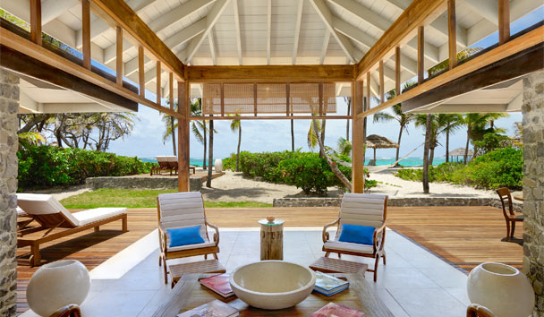Petit St Vincent Private Island: Interior