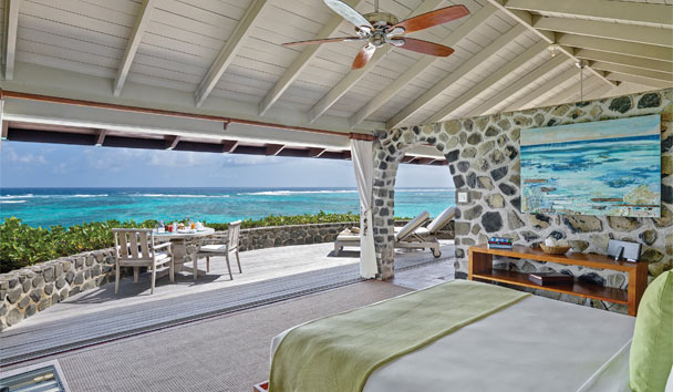 Petit St Vincent Private Island: Guest Accomodation