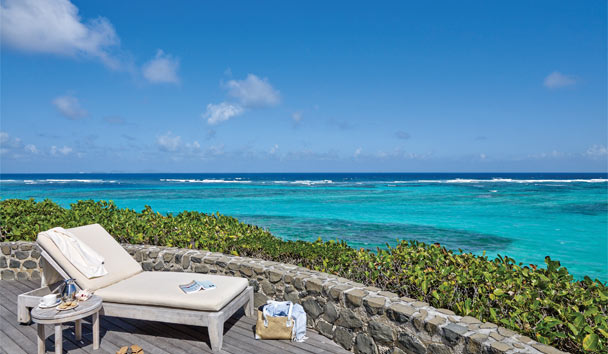 Petit St Vincent Private Island: Ocean View
