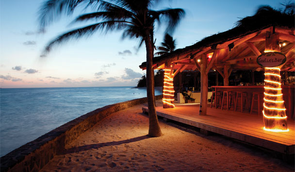 Petit St Vincent Private Island: Goatie's Bar