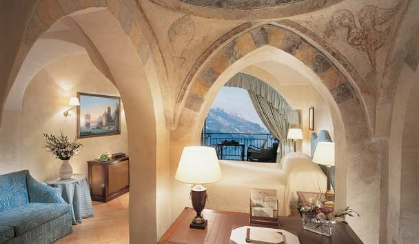 Belmond Hotel Caruso: Junior Suite