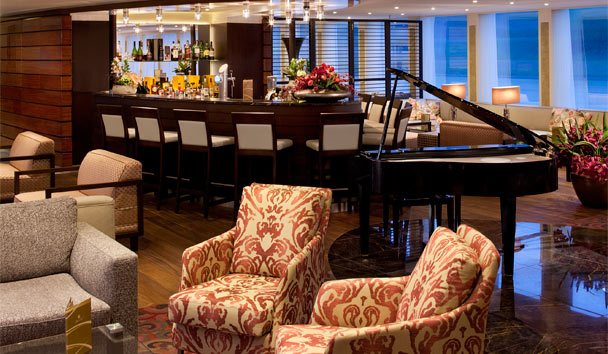 Ama Waterways, like our other featured river cruises, boast luxurious onboard amenities