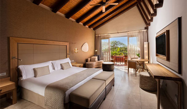 The Ritz-Carlton, Abama: Villa Deluxe Resort View