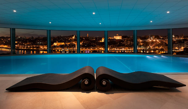 The Yeatman: Indoor Swimming Pool