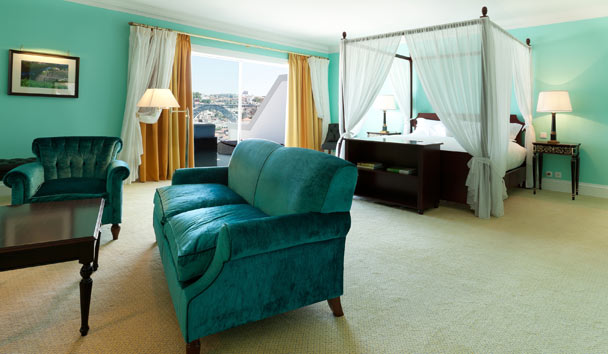The Yeatman: Chateaux Suite