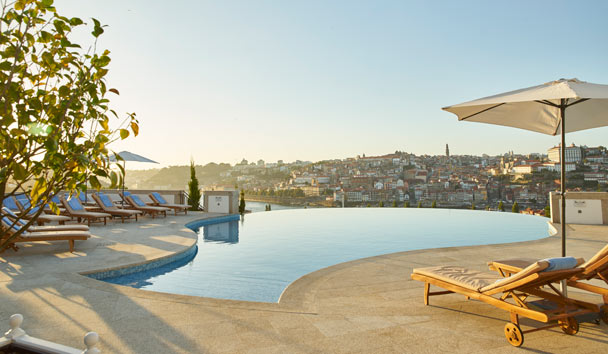 The Yeatman: Luxury Wine Spa Hotel