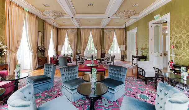 Vidago Palace: Four Seasons Room