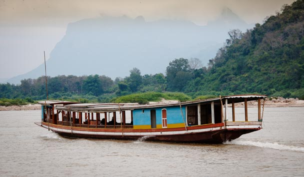 Amantaka: Boat Excursion