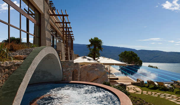 Top Ten Spas: Lefay Resort & Spa Lago Di Garda