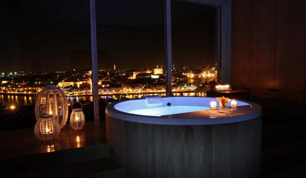 Top Ten Spas: The Yeatman, Porto