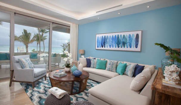 Eden Roc at Cap Cana: Beachfront Suite