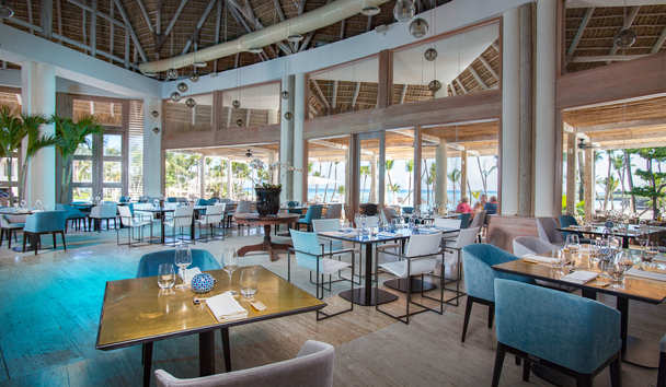 Eden Roc at Cap Cana: BLUE Grill and Bar