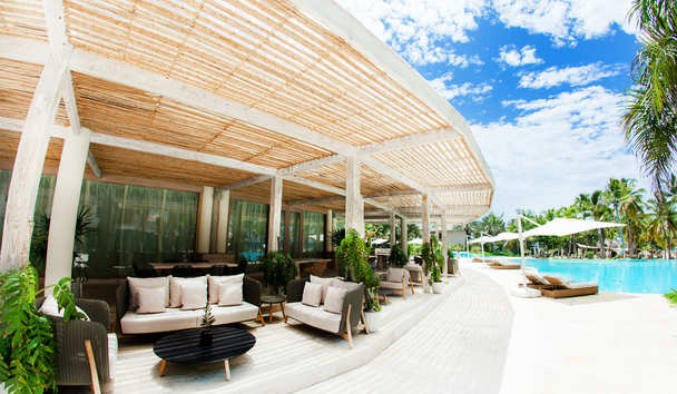Eden Roc at Cap Cana: Terrace