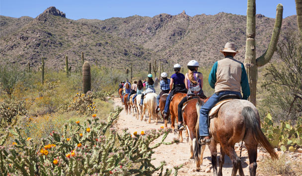 Embrace the great American Outdoors in Arizona