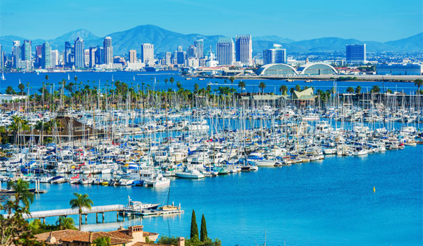 San Diego is fun, youthful and perfect for a family half-term holiday