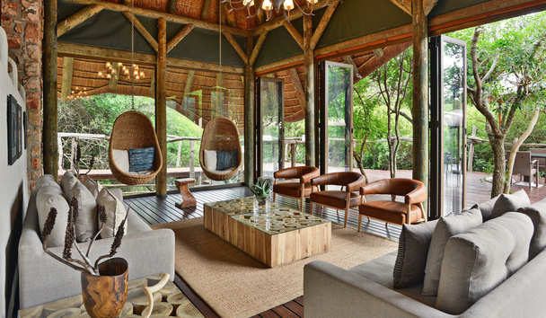 Shamwari Private Game Reserve, Luxury Lodge Living