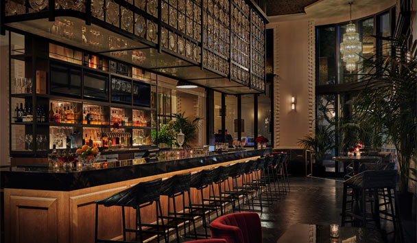 Pendry San Diego: Fifth and Rose Bar