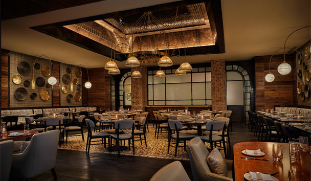 Pendry San Diego: Lionfish restaurant