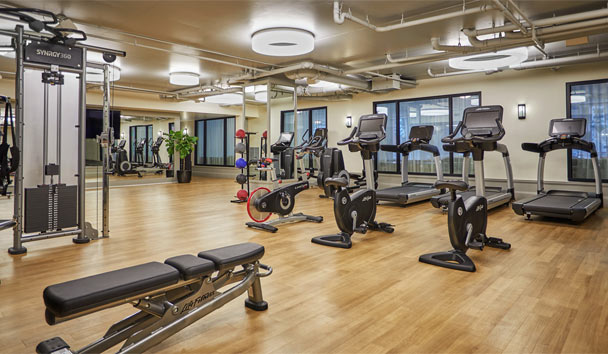 Pendry San Diego: Fitness centre