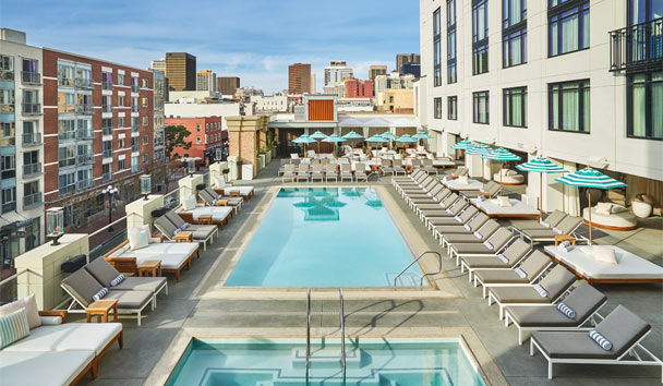 Pendry San Diego: Swimming pool