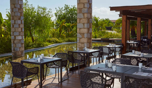 The Westin Resort, Costa Navarino: Morias Restaurant