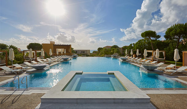 The Westin Resort, Costa Navarino: Swimming pool