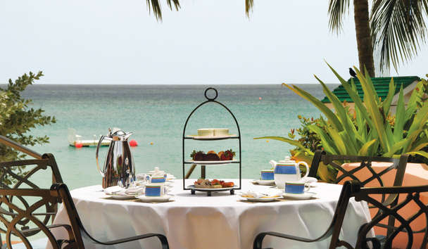 Afternoon Tea At The Fairmont Royal Pavilion, Barbados