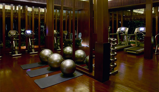 Bvlgari Resort Bali: The Gym
