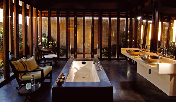 Bvlgari Resort Bali: Bathroom