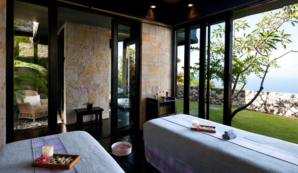 Bvlgari Resort Bali: Spa couple's treatment room