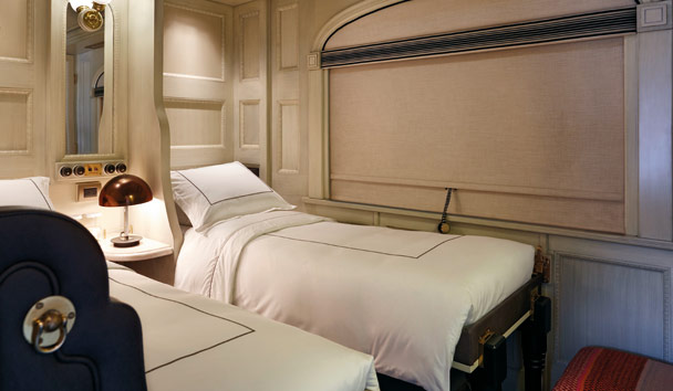 Belmond Andean Explorer: Twin Bed Cabin