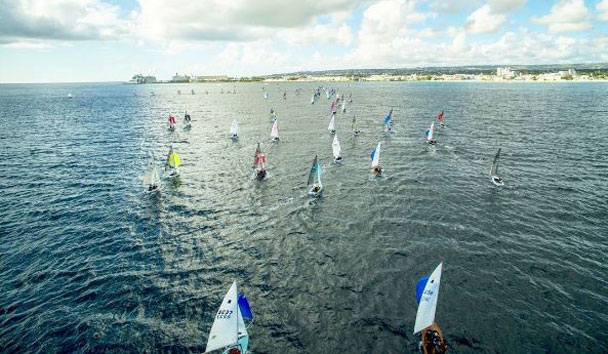 Barbados: Finn World Masters