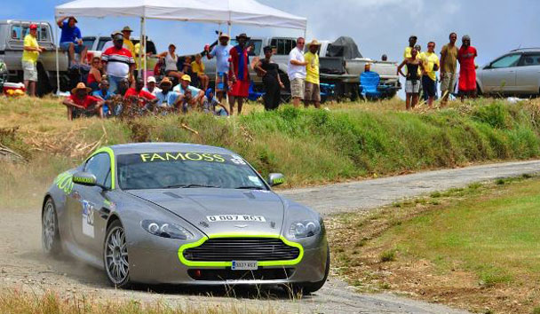 Barbados: Sol Rally Driving