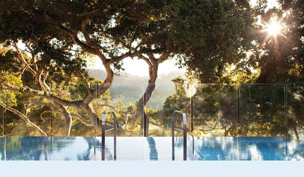 Carmel Valley Ranch: Pool View