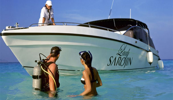 The Sarojin: Lady Sarojin Yacht
