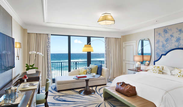 The Breakers, Palm Beach: Atlantic View Room