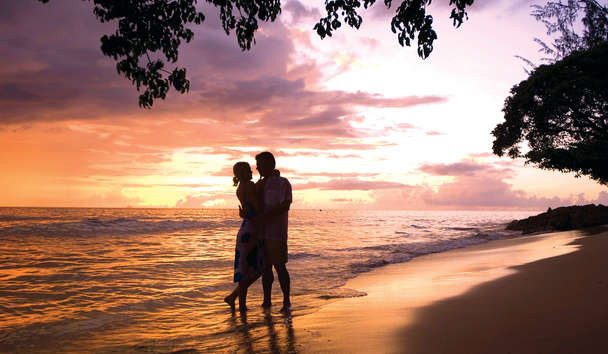 Romance in Barbados