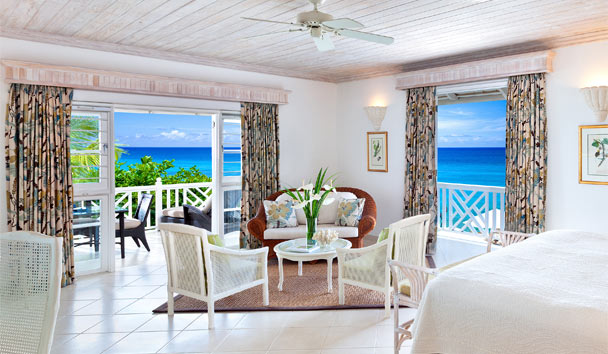 Coral Reef Club: Luxury Junior Suite